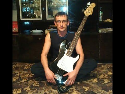 Урок игры 'слэпом' на бас-гитаре, От Сергея Яковлева
