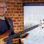 Все возможные аккорды на басу за 15 минут (бас-гитара урок)