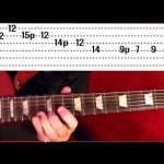 While My Guitar Gently Weeps Solo by THE BEATLES Guitar Lesson